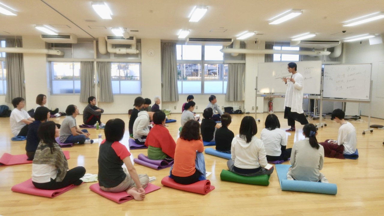 関西大学人間健康学部 / Special Lecture and Workshop at Kansai University, Faculty of Health and Well-being