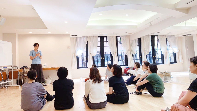 教育実践、芸術療法としてのシアターワーク集中講座