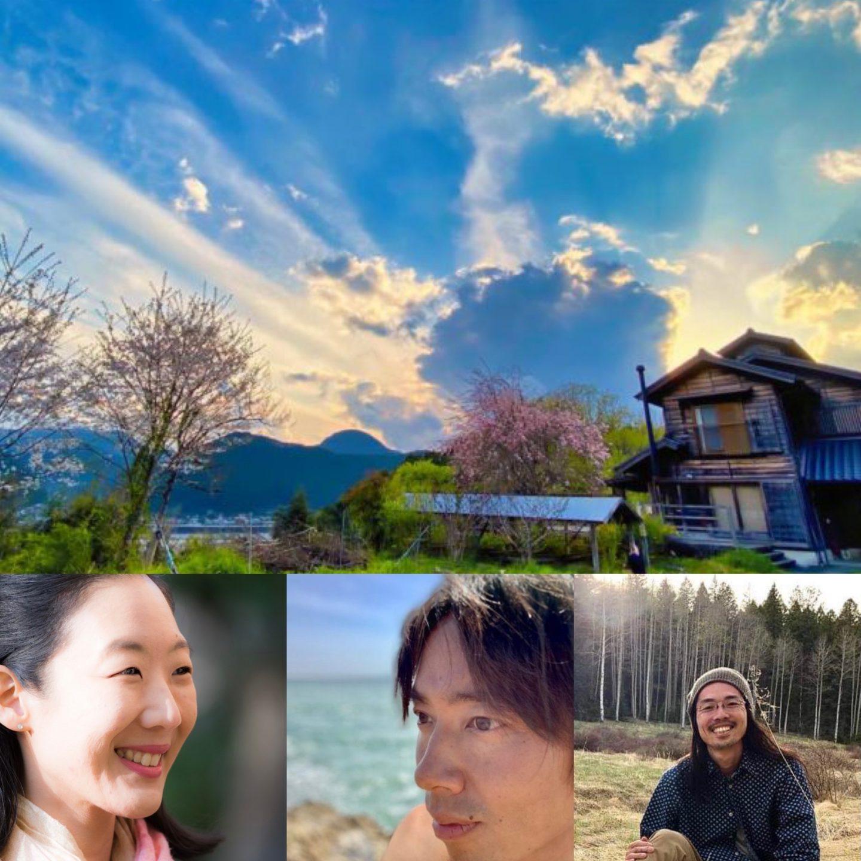 2021年8月7日〜8月8日 Contemplative Theatre in 熊野 <瞑想とシアターワークが織りなす場所>